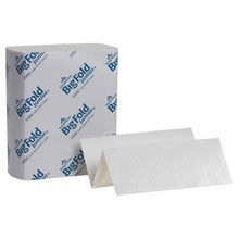 C-Fold Junior Paper Towels, 9-1/4 x 11, White