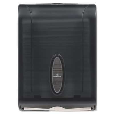 Georgia Pacific Vista C-Fold/Multifold Paper Towel Dispenser