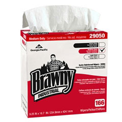 Georgia Pacific Brawny Industrial 4-Ply Scrim Paper Wipers