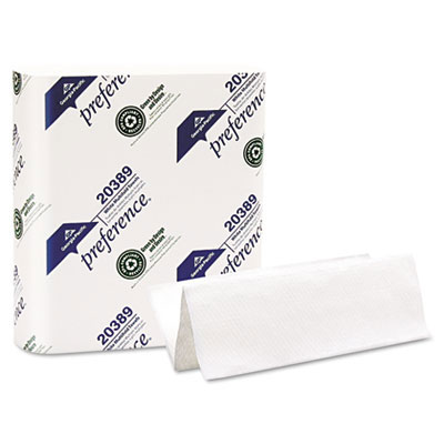 Preference Multi-Fold Paper Towel