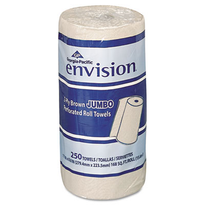 Envision Jumbo Perforated Paper Towel Roll