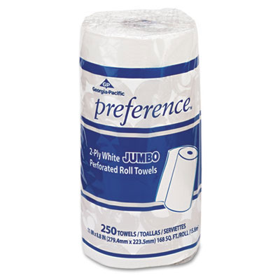 Preference Jumbo 2-Ply Paper Roll Towels