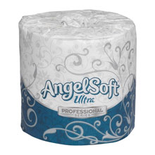 Angel Soft Ultra Bathroom Tissue Paper Roll