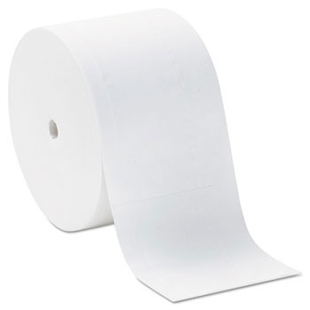 Compact Coreless Toilet Paper