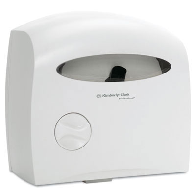Electronic Touchless Coreless JRT Dispenser - White KCC09617
