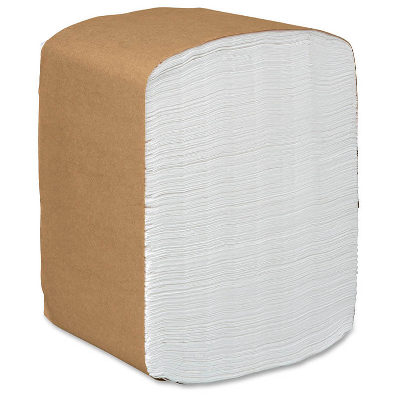 Scott Full-Fold Dispenser Paper Napkins - 1-Ply