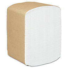 "Scott Full Fold Dispenser Paper Napkins - 13"" x 12"""