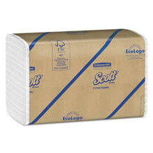 Scott C-Fold Hand Towels - 200 Towels per Pack