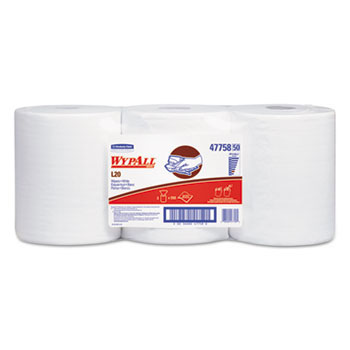 WypAll  L20 2-Ply Centerpull Wipes