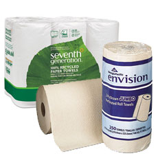 Kitchen Household Roll Towels & Dispensers