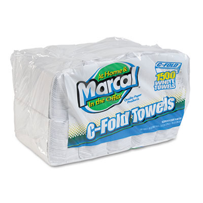 Marcal C-Fold Paper Towels
