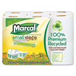 Marcal Small Steps Double Roll Bathroom Tissue