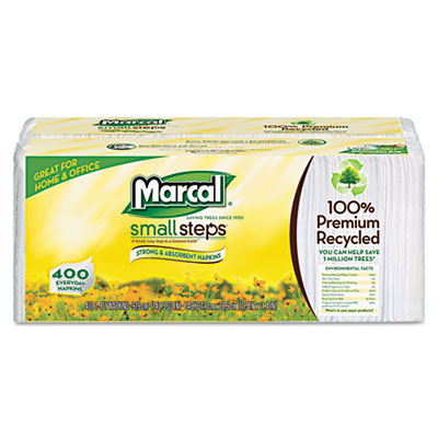 Marcal Small Steps Luncheon Napkins