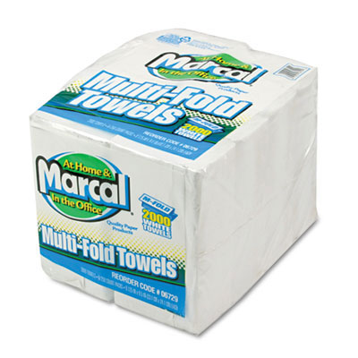 Marcal Multi-Fold Paper Towels