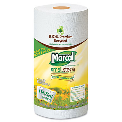 Marcal Small Steps Paper Roll Towels