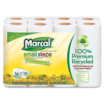 Marcal Small Steps Two-Ply Toilet Paper