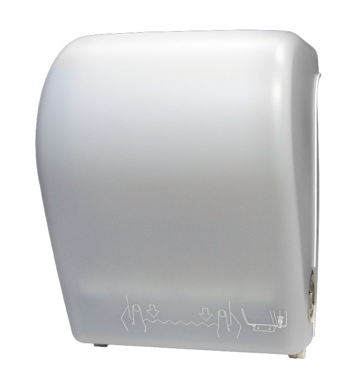Touchless Paper Towel Dispenser ~ Palmer fixture touchless auto cut roll paper towel
