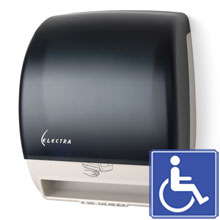 Palmer Fixture Electronic Touchless Roll Towel Dispenser