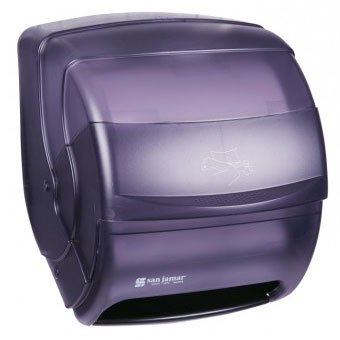 San Jamar integra Lever Roll Towel Dispenser