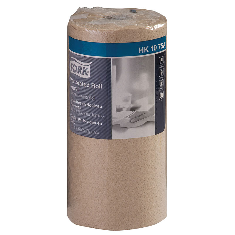 Tork Universal Perforated Paper Towels, 2-Ply