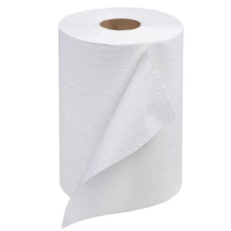 350 ft. Tork Advanced Hardwound Roll Towel - White