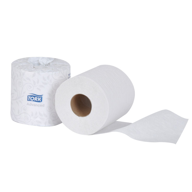 Tork Advanced 2-Ply Bath Tissue