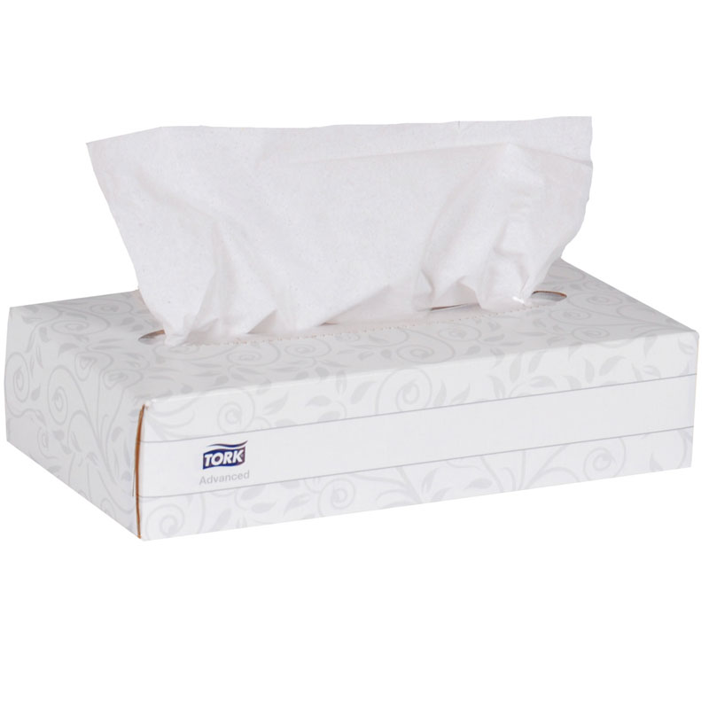 Advanced Extra Soft, 2-Ply Facial Tissue - (30) 100 Sheets SCATF6810