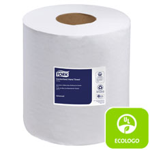 "Center-Pull Towels, 1-Ply - 8.25"" W x 11.80"" L - 6 Rolls SCA120133"