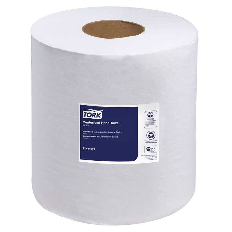 Center-Pull Towels, 1-Ply - 8.25