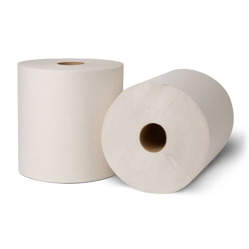 EcoSoft Universal Paper Towel Roll - 8