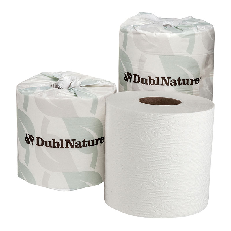 Dub-Nature 2-Ply Bathroom Tissue Roll
