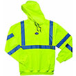 Class 3 Hooded Safety Sweatshirt