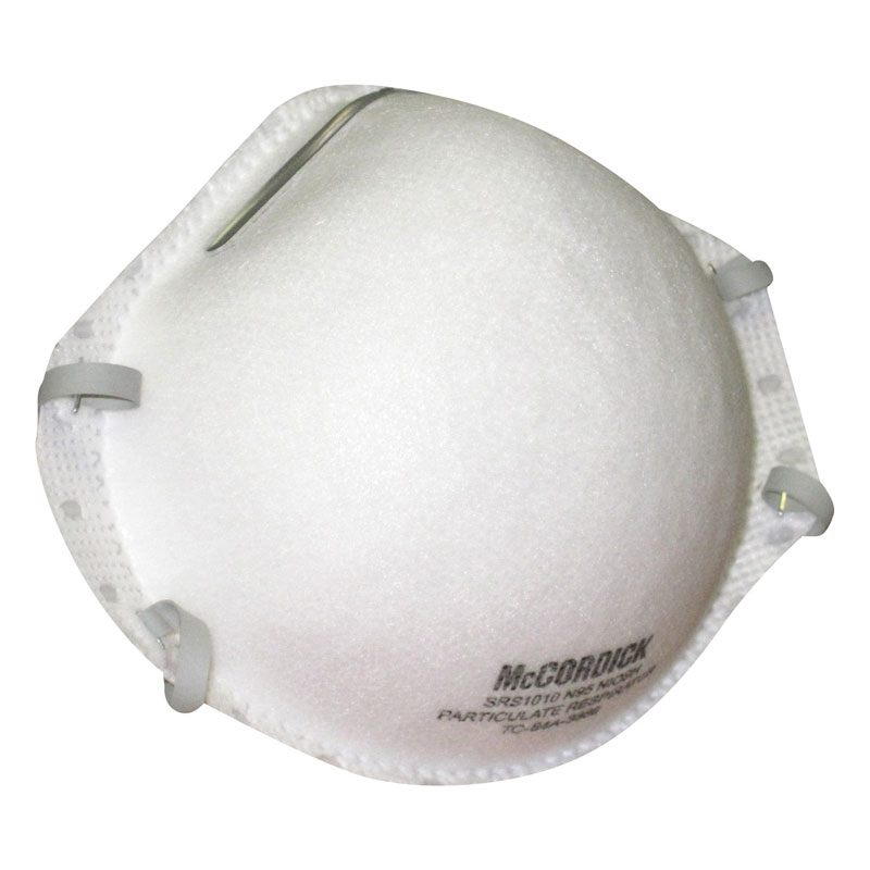 20 Pack Dust & Mist Respirator Mask