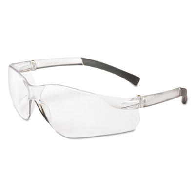 Kleenguard V20 Eye Protection, Polycarbonate Frame, Clear Frame/Lens JAK25650