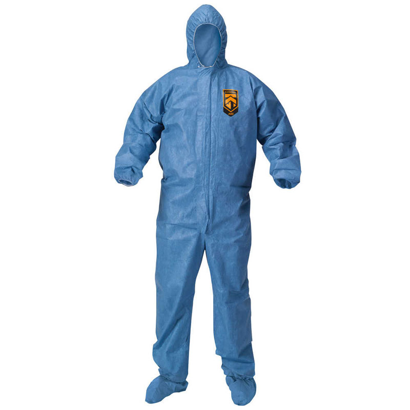 Kleenguard Ultra Coveralls - Hood & Boots - X-Large