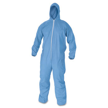 Kleenguard Ultra Coveralls - Hood - Large