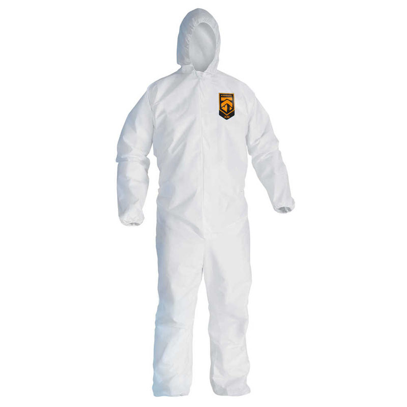 Kleenguard Hooded Coveralls - X-Large