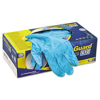 KLEENGUARD Powder-Free Nitrile Gloves - Medium