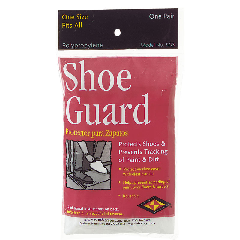 Shoe Guard Poly Cover 797764