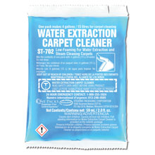 Stearns One Packs Low-Foam Water Extraction Carpet Cleaner - (72) 2 fl. oz. Packets