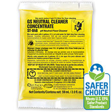 Stearns One Packs Neutral Cleaner Concentrate
