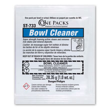 Stearns One Packs Powdered Toilet Bowl Cleaner - (72) 1 wt. oz. Packets