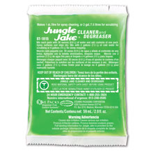 Jungle Jake Cleaner Degreaser (72) 2oz. Packets
