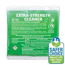 Stearns One Packs Extra-Strength Cleaner - (36) 4 fl. oz. Packets