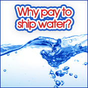 Save Money on Freight With Pre-Measured Cleaning Concentrates