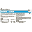 Stearns Quart'r Packs ST-670 Window Cleaner - Label PP-ST670-LBL
