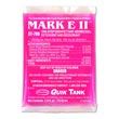 Stearns Quik Tank Mark E II Disinfectant Germicidal Detergent & Deodorant - (54) 2.5 fl. oz. Packets
