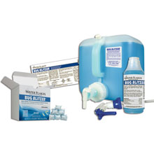 Stearns Bug Blitzer Window Washing Solution Kit