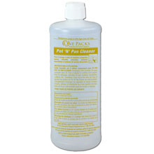 Stearns ST-9960 Pot 'N' Pan Cleaner 32 oz. Bottle w/ Spout Cap