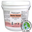 Stearns Water Flakes Neutral Floor Cleaner - (1) 400 x 0.5 wt. oz. Tub